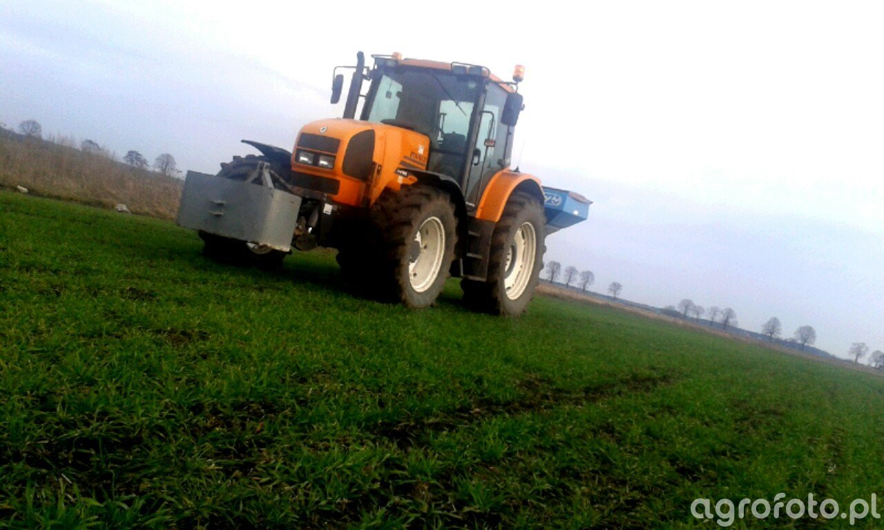 Renault Ares 620 \u0026 Sulky DPX 1503