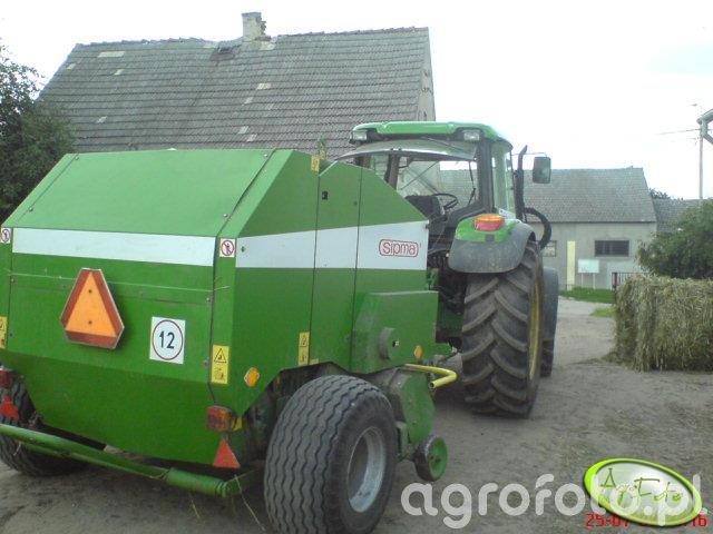Sipma Farma II Z-279/1 + JD 6420