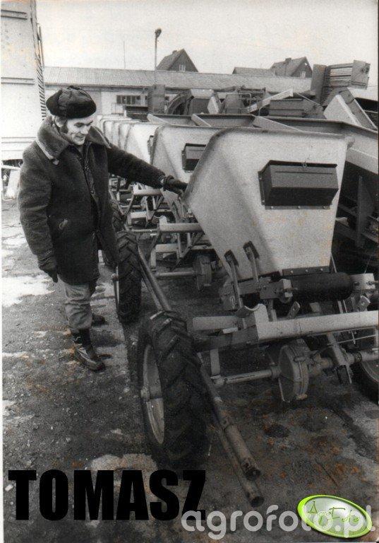 Składnica maszyn rolniczych GS Ostróda