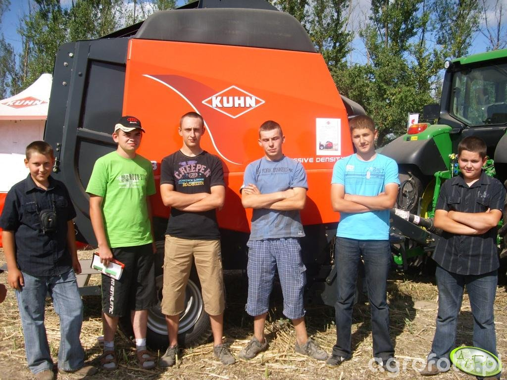 Wilkowice. Festiwal starych ciągników i maszyn rolnic