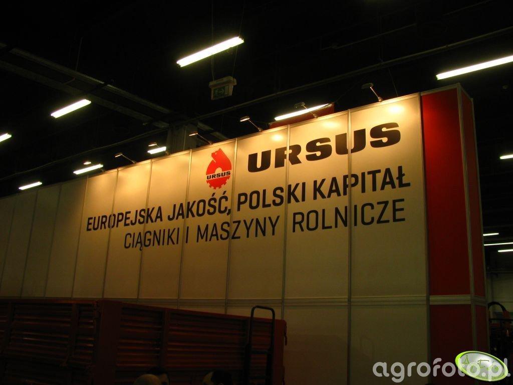 Stoisko Ursus