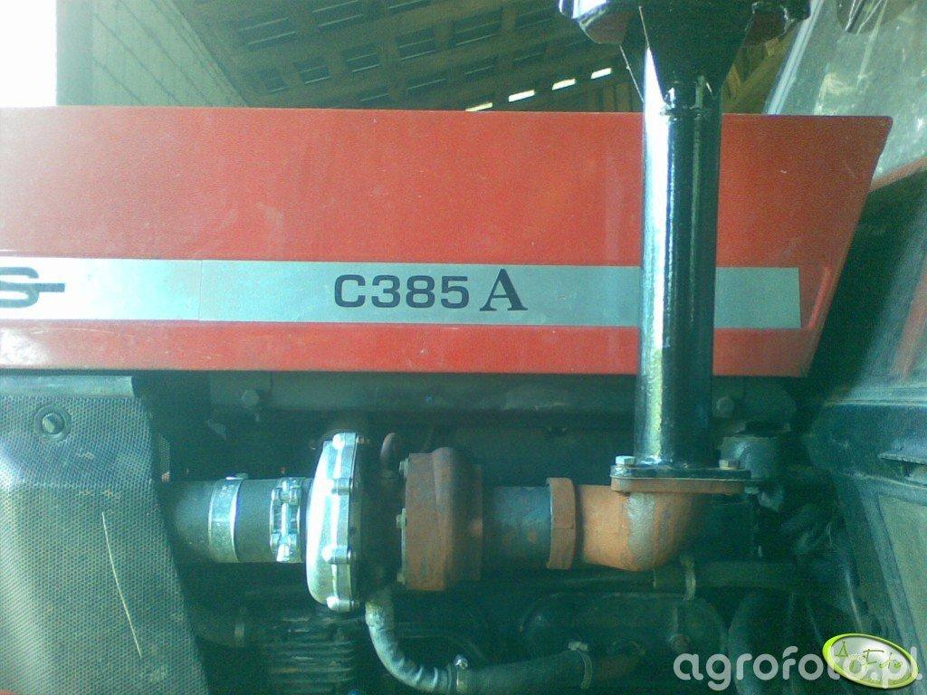 Turbo w Ursusie C-385A