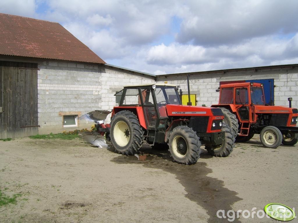 Ursus 1224 & Zetor 9111