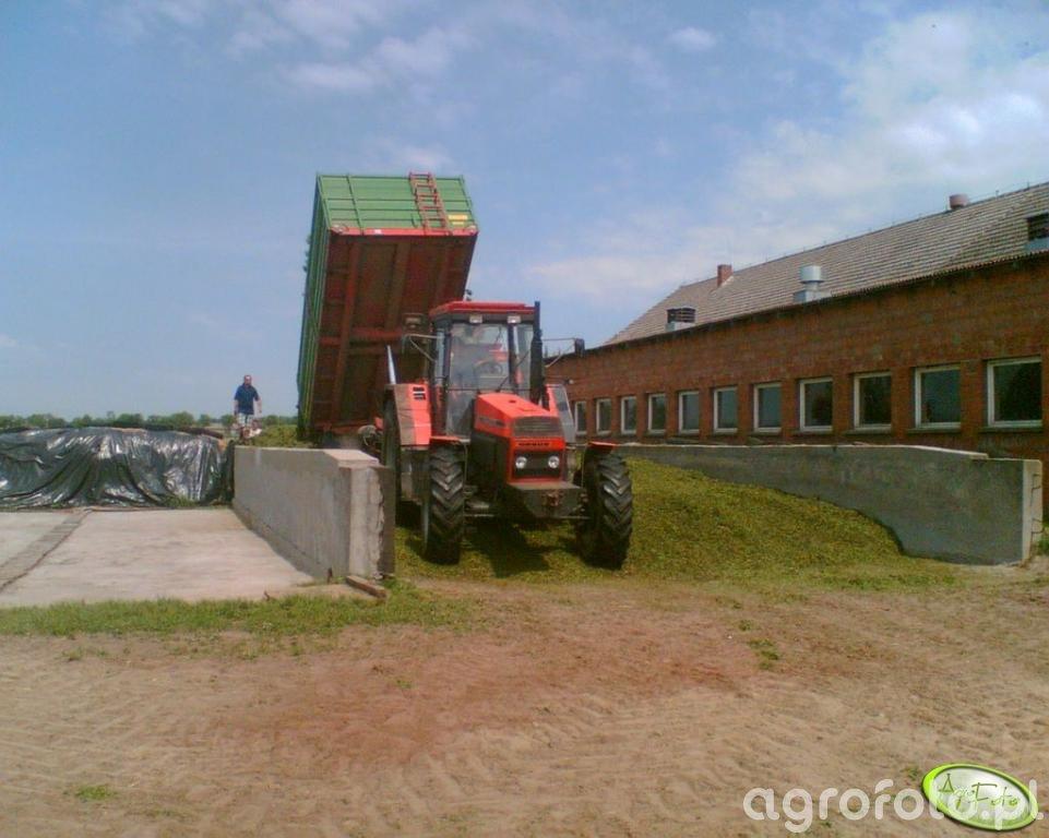 Ursus 1634+Pronar T683