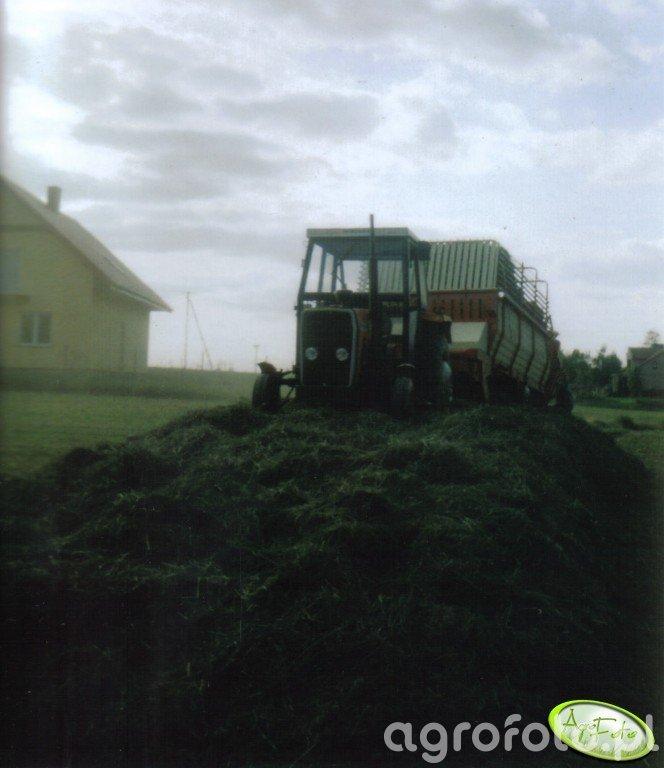 Ursus 3512 + Krone turbo 2800