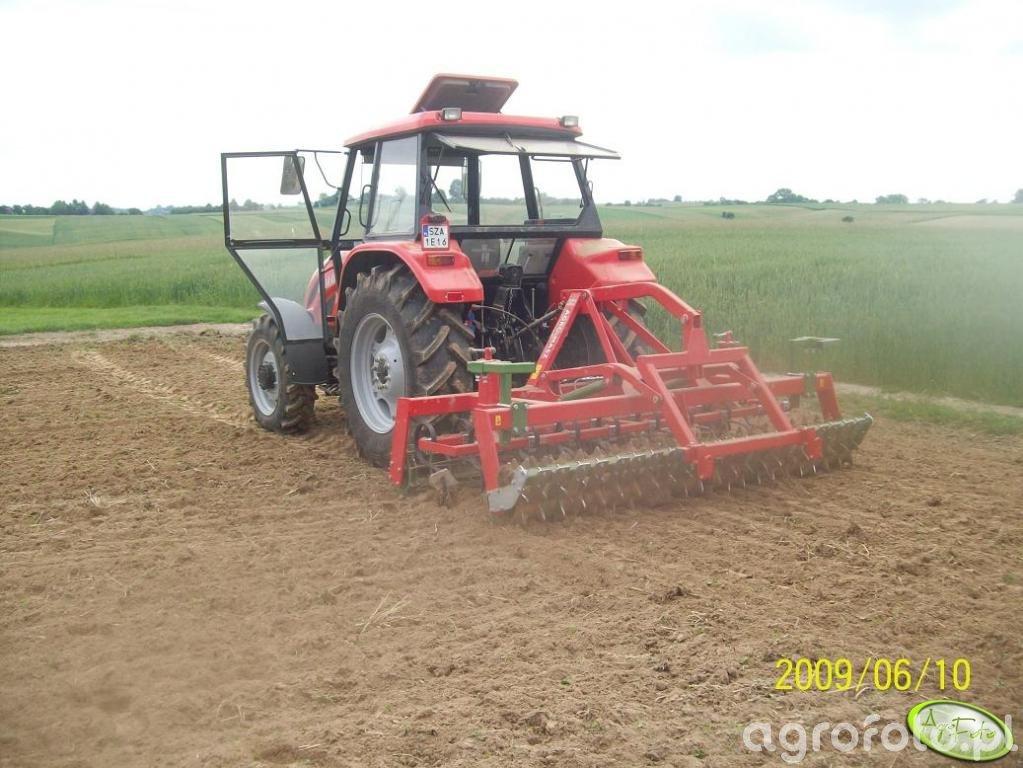 Ursus 4514 Agro Bis + Agro Masz
