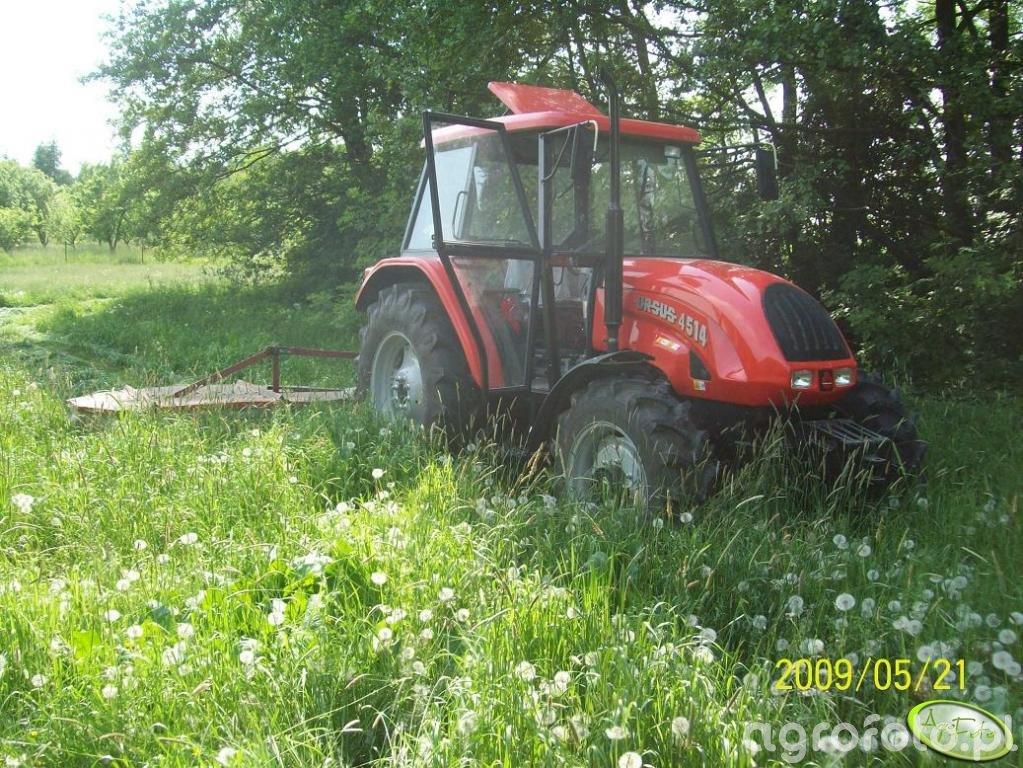 Ursus 4514 Agro Bis + Kosiarka