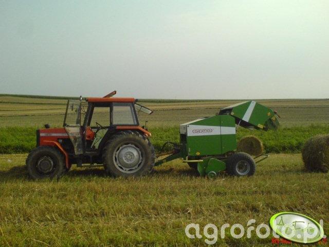 Ursus 5314 + Sipma Z-279/1 Farma II