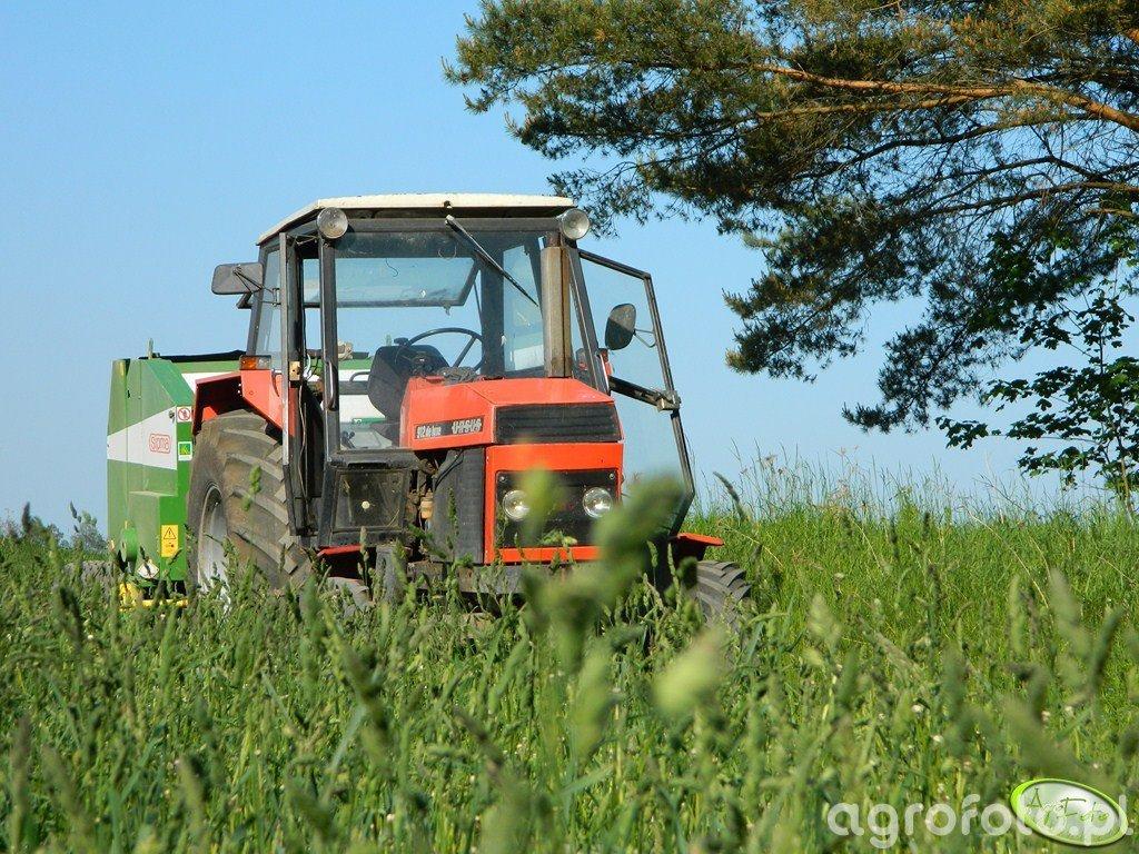Ursus 912 + Sipma Farma II