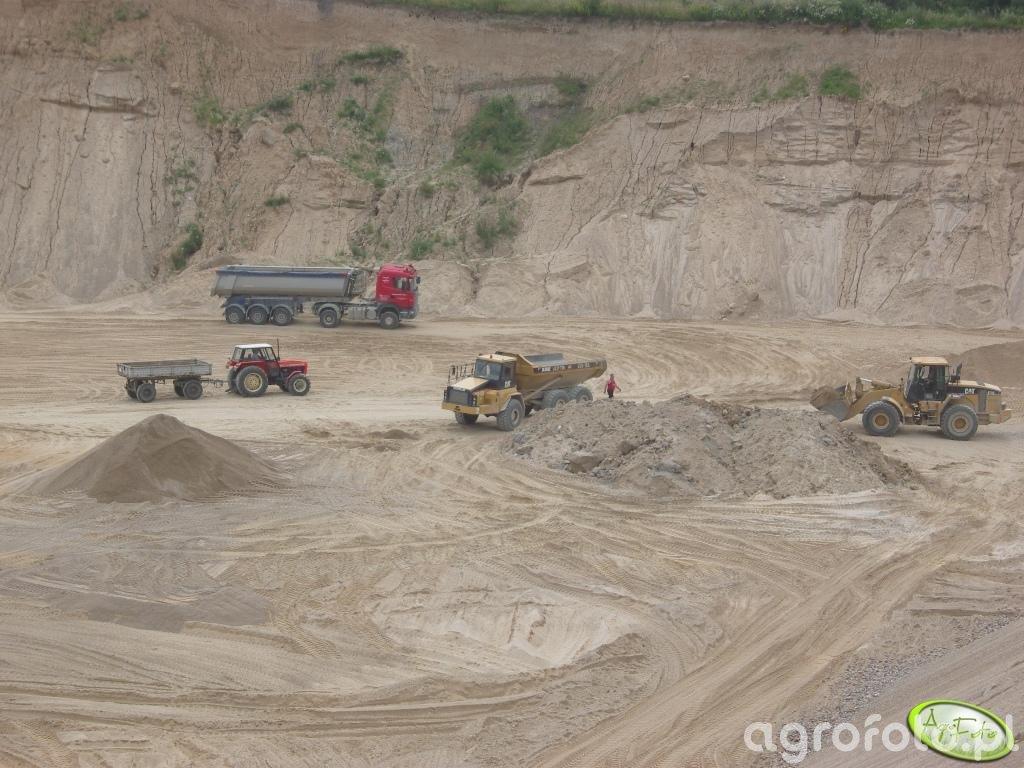 Ursus 914 + Catx2 + Scania