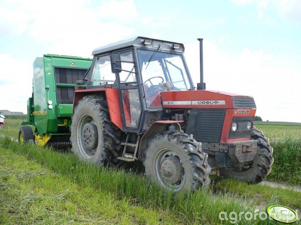 Ursus 914 + JD 590