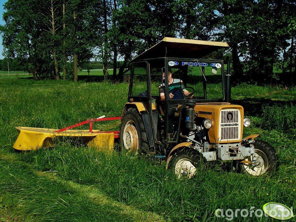 Ursus C-330M + Grass-Rol Z-181