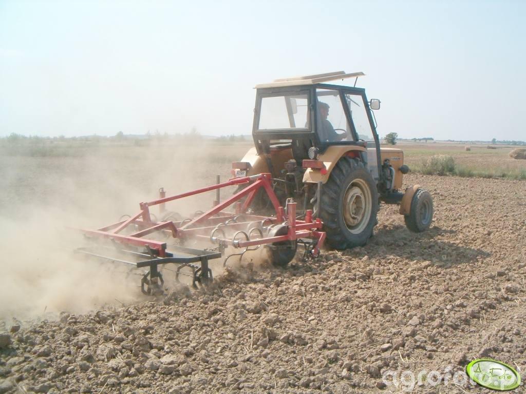 Ursus C-360-3P + Agro-Factory 2,1m