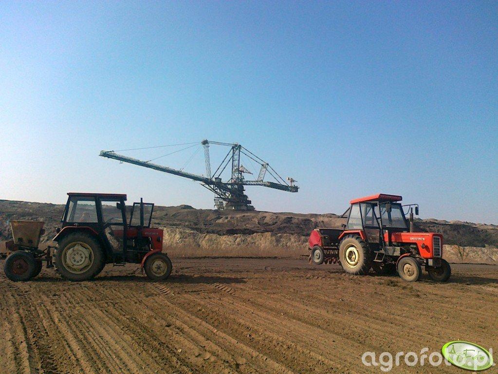 Ursus C-360 & C-330M