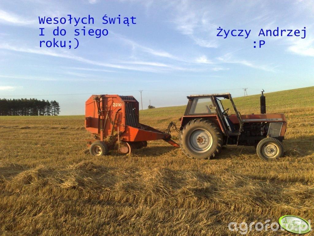Ursus C-385 + Z230