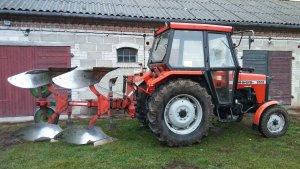 Ursus 3512 Agro + kverneland