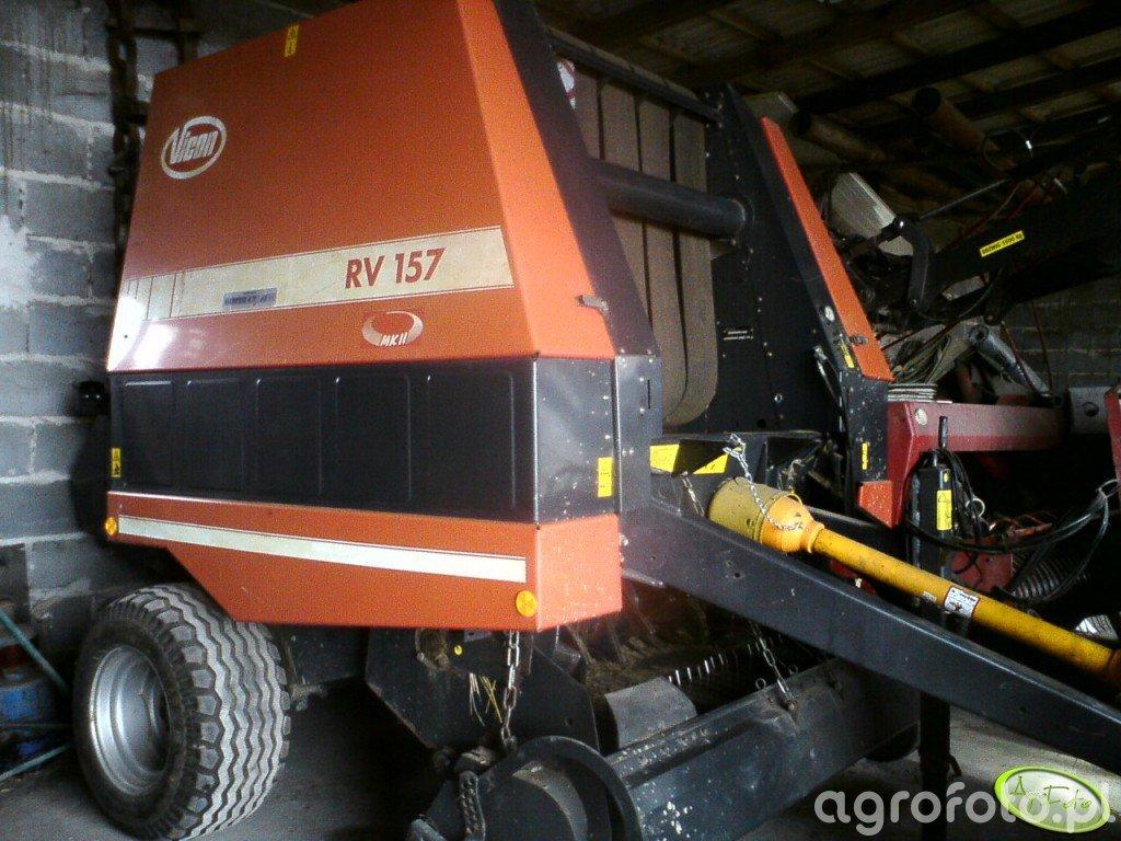 Vicon RV 157 Mk ll