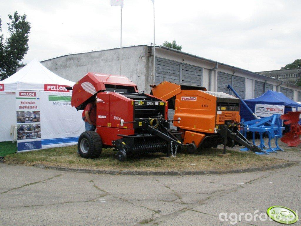 Warfama Z-543 & Metal-Fach Z-562R