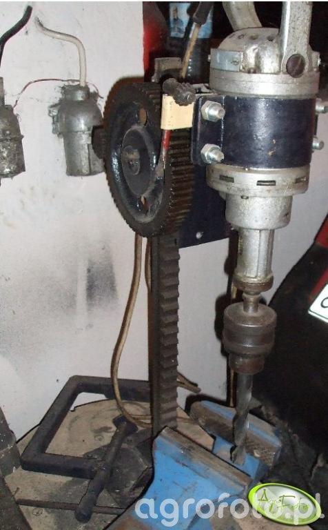 Wieretarka made in garage