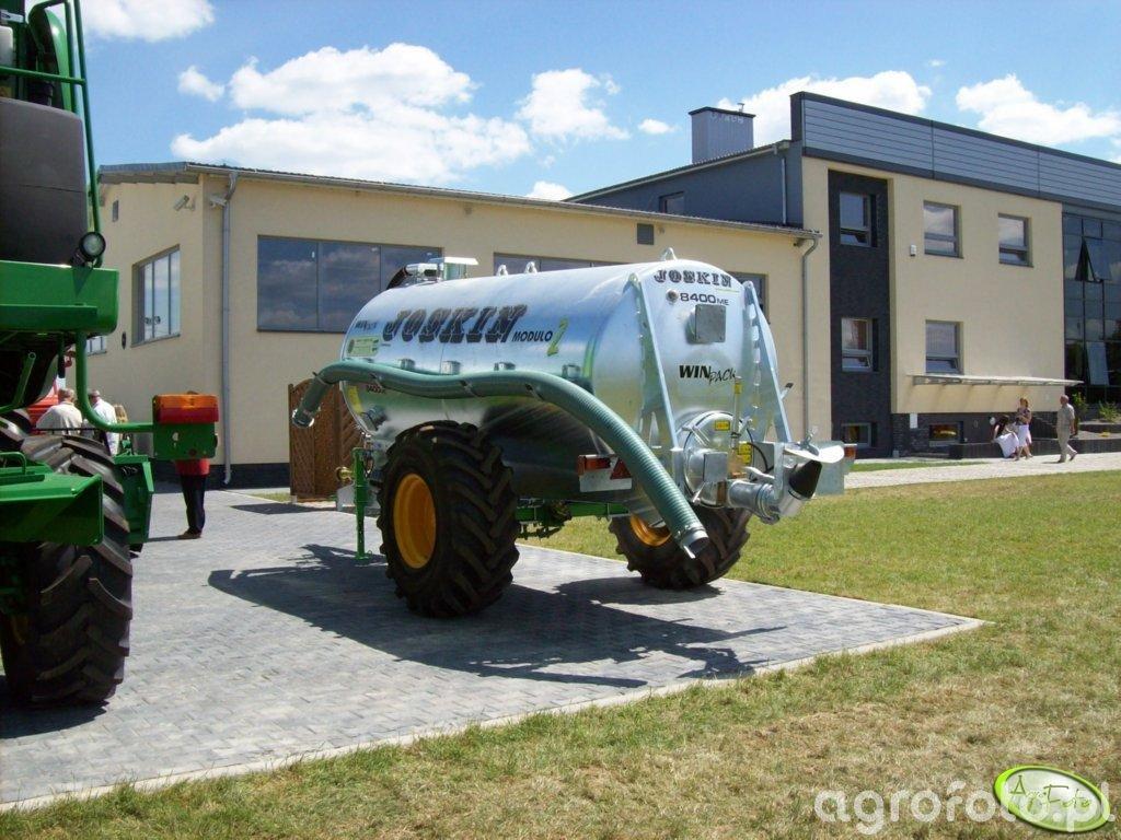 Wóz asenizacyjny Joskin