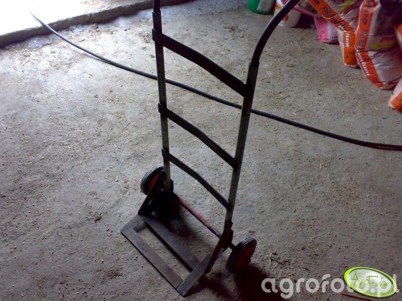 Wózek na worki