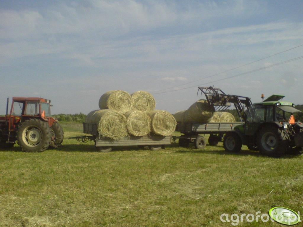 Zetor 10145 i DF Agroplus 80