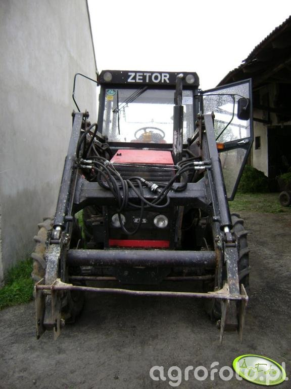 Zetor 10245 + tur