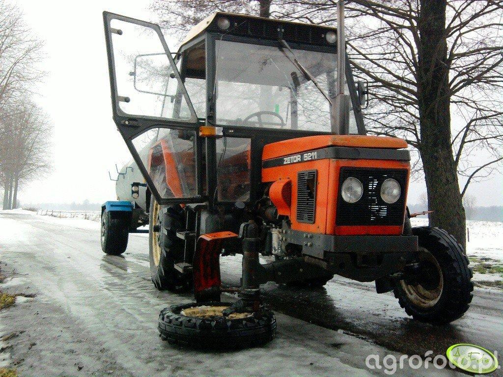 Zetor 5211 & Meprozet