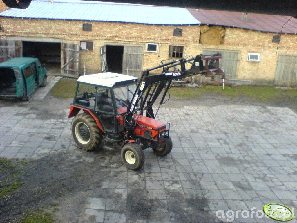 Zetor 5211 + Spawmet
