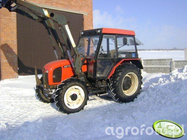 Zetor 5340 + Quicke 2300US