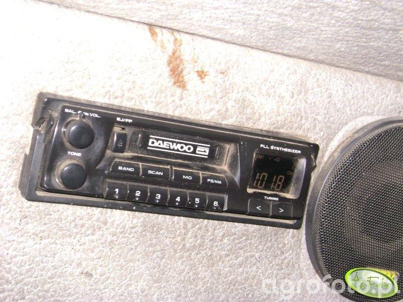 Zetor 5340 radio