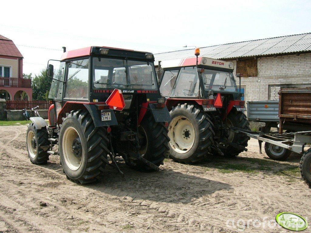 Zetor 7340 Turbo, Zetor 5340