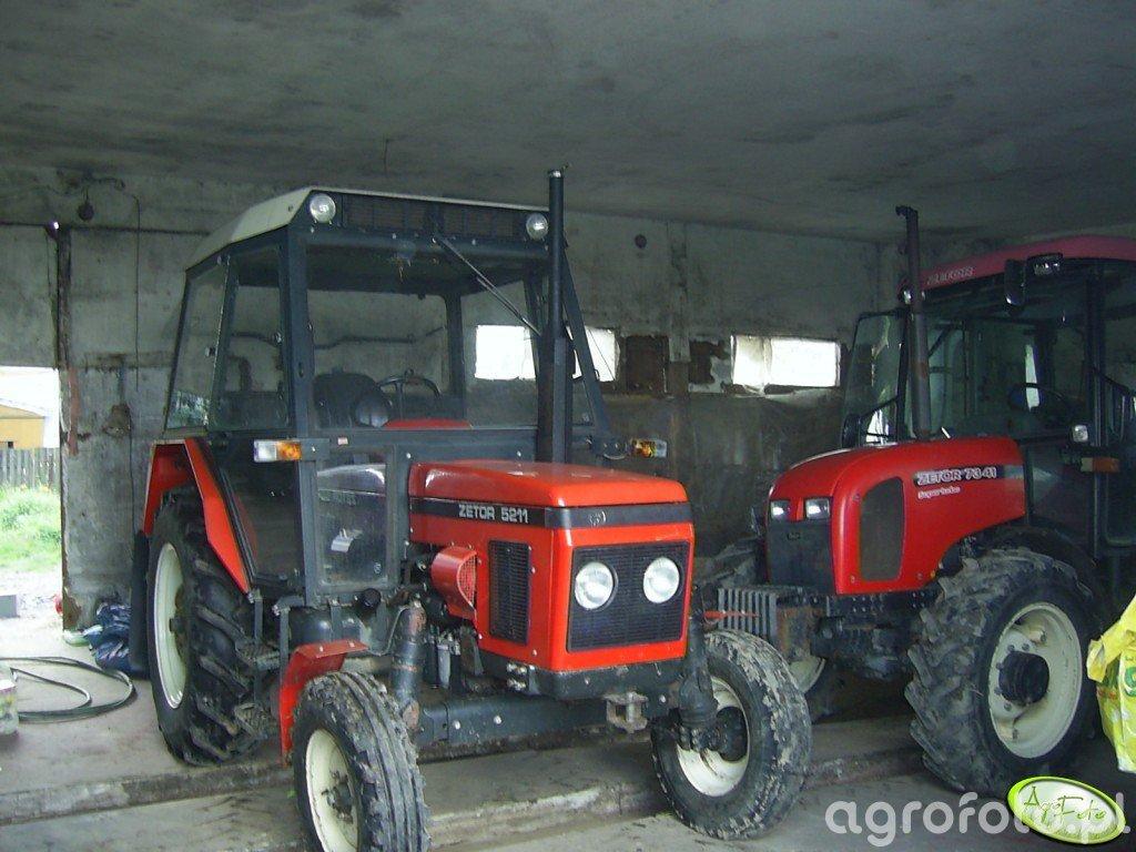 Zetor 7341 & 5211