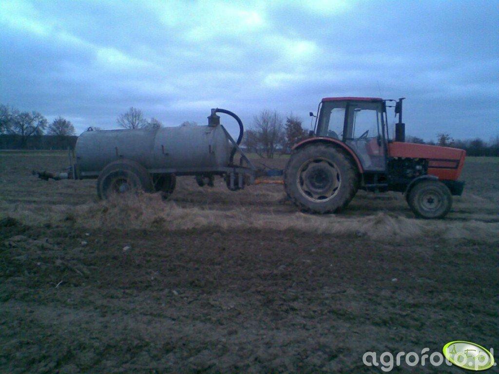 Zetor 9520
