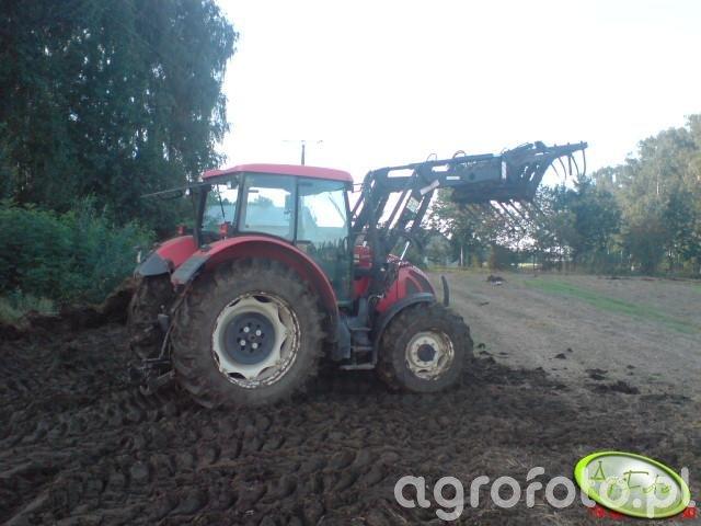 Zetor 9641 Forterra + Tur