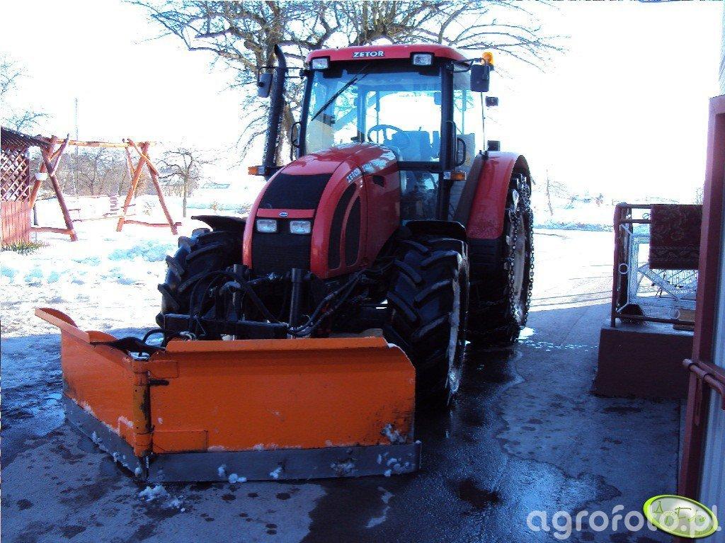Zetor Forterra 11441 i Pronar PUV-2800