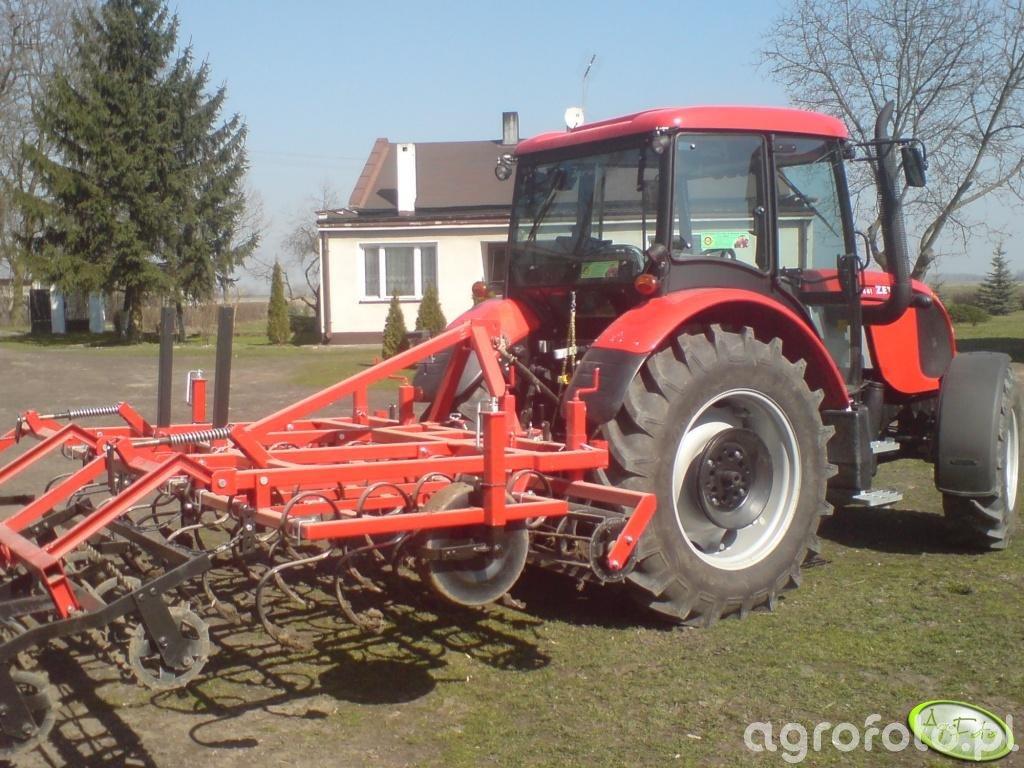 Zetor Proxima 6441 i AgroFactory 2,8