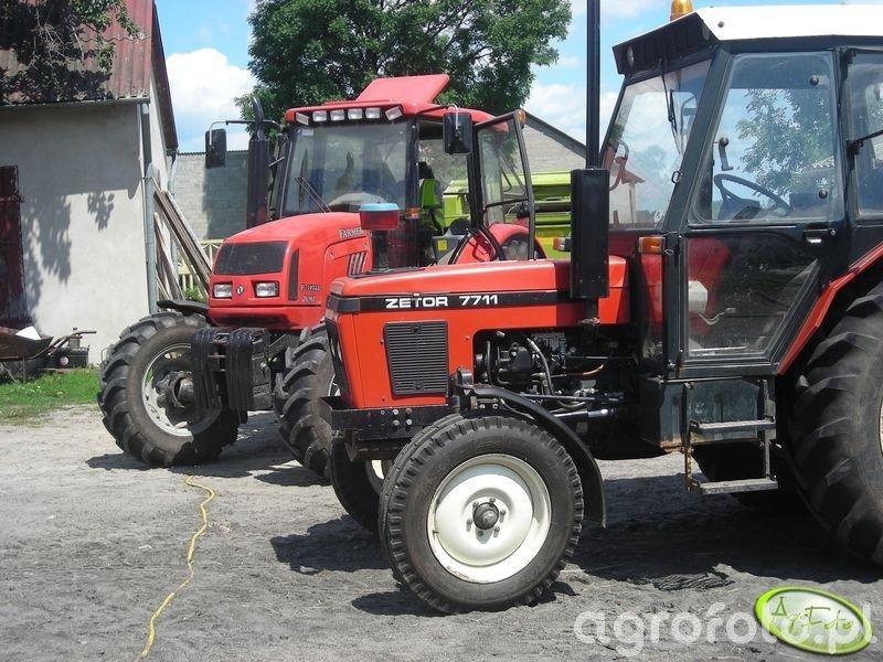 Zetor7711 i Farmer