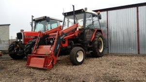 Zetor 7211 + Massey Ferguson 3065