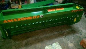 Amazone d7 typ 25