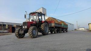 Belarus 892.2 + D-47 + D44