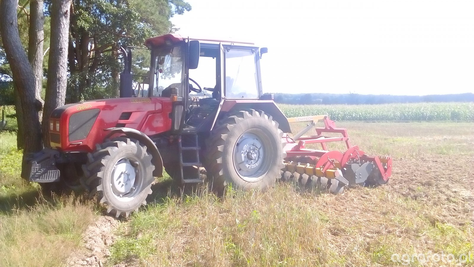 Belarus 920.4 & Lemtech Colter
