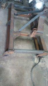 Budowa brony talerzowej 2m