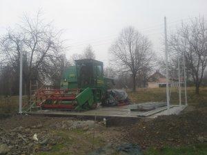 Budowa wiaty