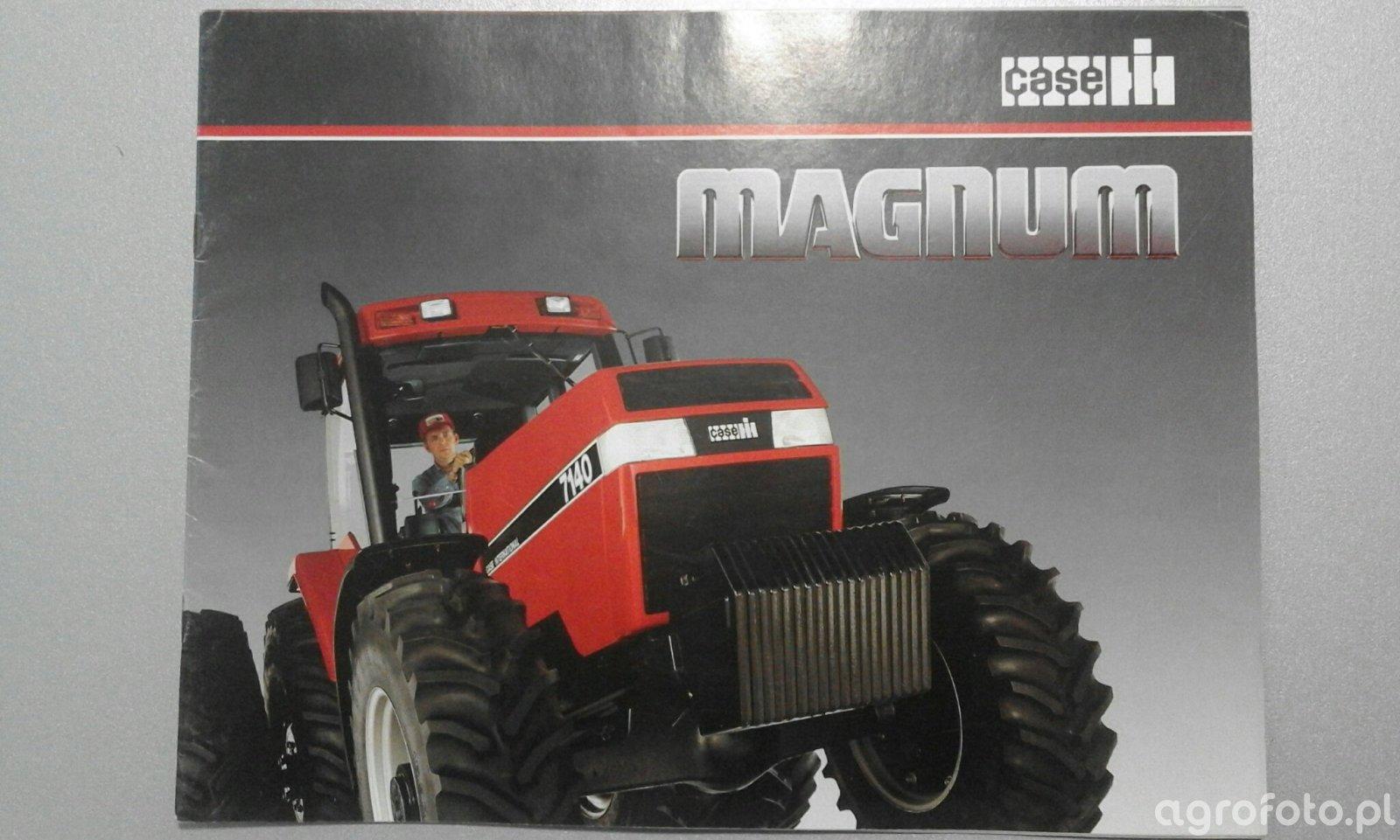 CASE Magnum