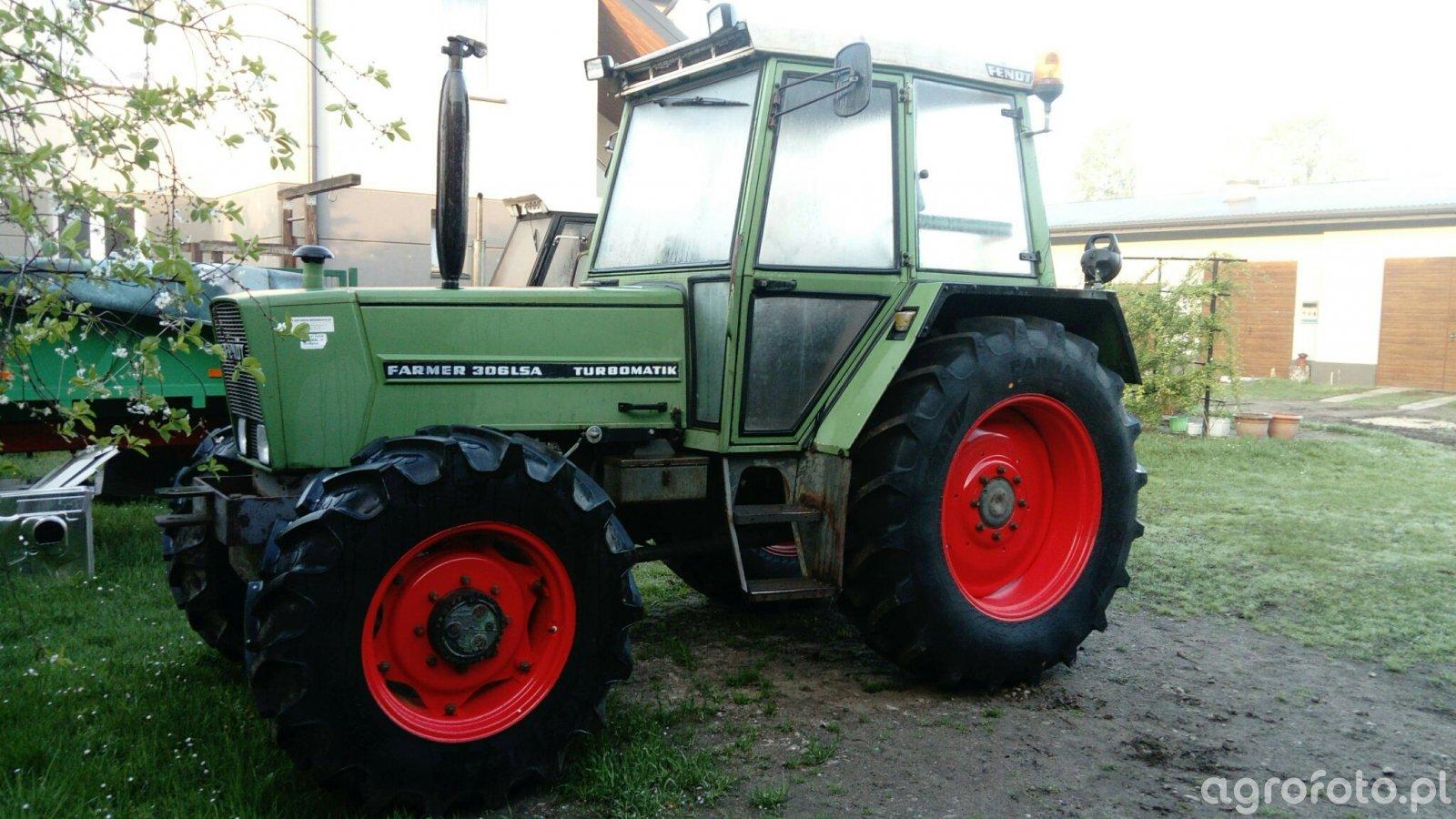 Fendt farmer 305 ls