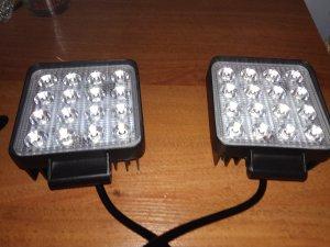 Lampa Robocza led 48w