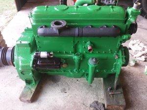 Silnik do Bizona Z056