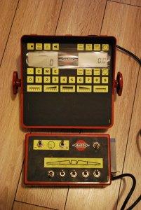 Komputer sterownik HARDI TRONIC 1800 + konsola do zaworów