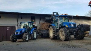 2x New Holland